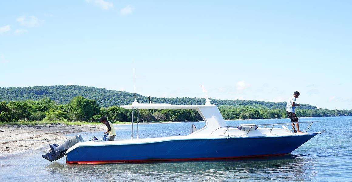 samawa boat rent
