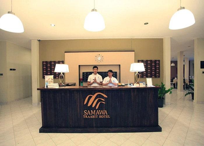 samawa transit hotel sumbawa news